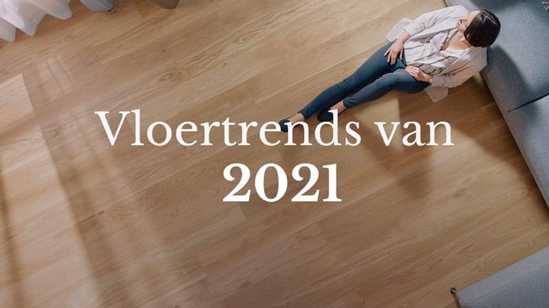 Vloertrends 2021